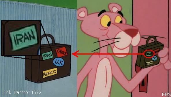 تاریخچه انیمیشن پلنگ صورتی + عکس 1